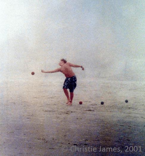 CJ - Beach creating - 2001